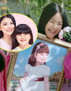女大十八变!李湘女儿王诗龄端庄可爱